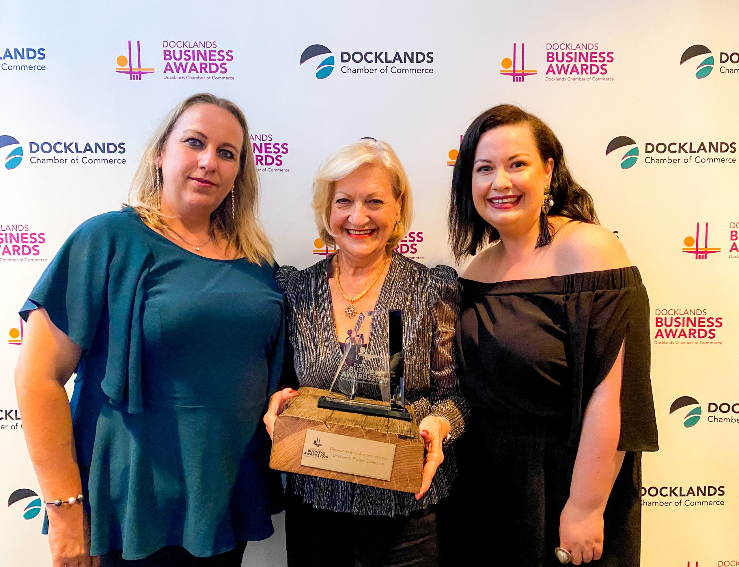 Docklands Business Awards Winners Announced