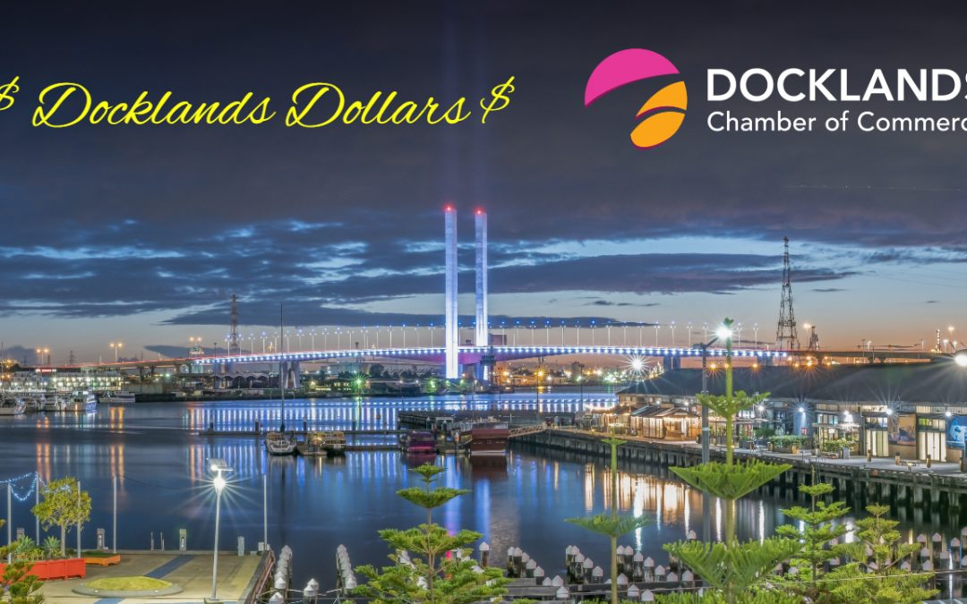 Docklands Dollars – Website Build